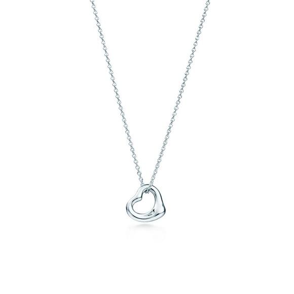 Tiffany & Co. Jewelry - Elsa Peretti Open Heart Pendant